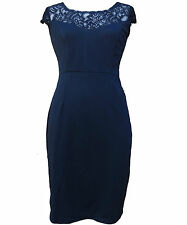 Knee Length Formal Solid Sheath Dresses for Women