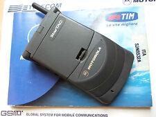 telefono Motorola ORIGINALE Startac 70 GSM  STAR TAC anche 130 85