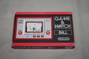 Game & Watch Ball - Club Nintendo - neu und unbenutzt - mit OVP - aus Sammlung