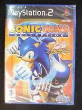 Sonic Gems Collection PlayStation 2 PS2 Combined