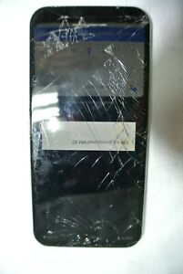 LG Risio 4 - Cricket Wireless - CRACKED SCREEN - Smartphone - FOR PARTS!!! Usa