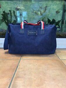 TOMMY HILFIGER Navy Blue Weekend Bag / Travel / Gym / Holdall / Duffle