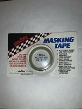 """Pactra Masking Tape 1 Roll 1/8"""" x 20ft"""
