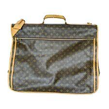Louis Vuitton Monogram Portable Bandoulière Garment Bag