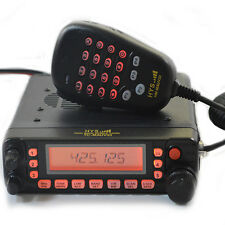 VHF&UHF Dual Band Mobile Car Radio Internet Connecting HAM Transceiver 1105CH