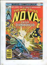 NOVA #3 ENTER DIAMONDHEAD! (7.5) 1976
