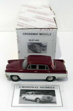 Crossway Models 1/43 Scale CM16 - Riley 4/68 - Damask Red OE/White