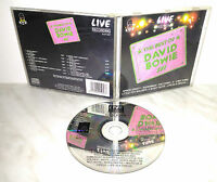 CD DAVID BOWIE - THE BEST OF - ON THE AIR RARITY DLCD 4057