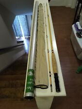 Orvis Full flex II 7-1/2'  3-1/4oz. 2 peice fiberglass 7wt. Fly rod with origina