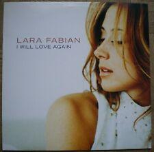 Lara FABIAN maxi 45  tours 4 titres - EPC 668564.6 I will love again