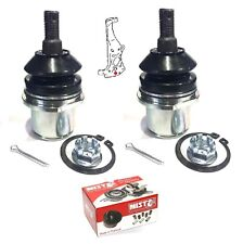 2 Front Lower Knuckle Spindle Ball Joint For 2007-2016 Lexus LS460 2WD RWD ONLY