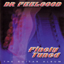 DR.FEELGOOD-FINELY TUNED THE GUITAR ALBUM-JAPAN CD Ltd/Ed D99