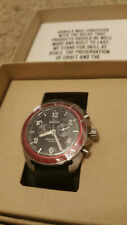 Shinola Rambler Chronograph Tachymeter First of the production line special