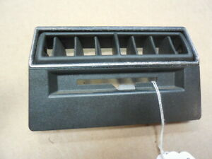 86-91 Mercedes W126 560SEL Rear Center Console Air Vent 1268300013