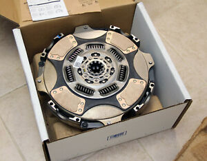 """Eaton Fuller 308925-34 15.5"""" (380mm) Pull-Type Easy Pedal Advantage Clutch set"""
