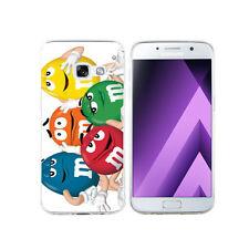 Coque Samsung Galaxy A 3 ( Modele 2017 ) - Motif MM'S - Envoi en Suivi
