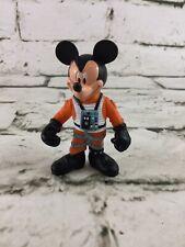 Disney Star Wars Star Tours Mickey Mouse As Luke X-Wing Pilot Pvc Figure