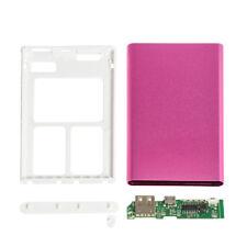 Ultrathin 5000mAh External Battery Charger Power Bank Case Kit for Cell Phone