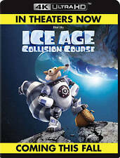 Ice Age: Collision Course (2016, 4K Ultra HD Disc ONLY)