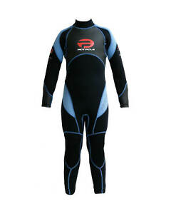 3mm Kid's Pinnacle VENTURE Back Zip Wetsuit