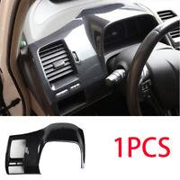 Dashboard frame decor cover trim ABS carbon fiber For Honda Civic 8th 2006-2011