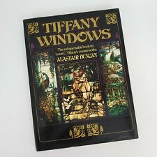 Tiffany Windows Por Alastair Duncan Tapa Dura Louis C Vidriera Obras Maestras