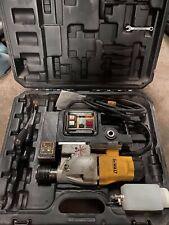 "New listing Dewalt - Dwe1622 - 2"" Magnetic Drill Press - 60Hz - 120V - 10A"