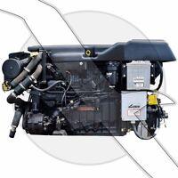 4.2L 254ci VM Mercruiser Diesel D-Tronic Engine Motor Marine 320hp 6 Cylinder