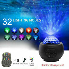USB LED Galaxy Projector Starry Night Light Laser Projection Star Lamp Colourful