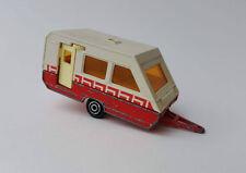 MAJORETTE Caravane 325 1 70 Speed Machines Macchina Car Vintage Macchinina