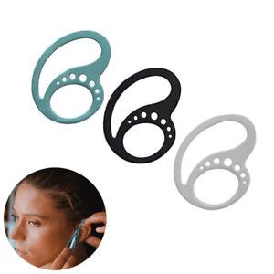 Ear Clamp Holder Anti-Lost Earphone Clip Sport Headphone Stand 1Pair