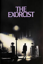 THE EXORCIST - ONE SHEET POSTER (87x57cm)  NEW LICENSED ART