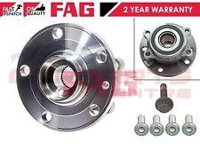 FOR VW GOLF R 2.0 TSi MK6 PREMIUM FAG FRONT WHEEL BEARING HUB KIT 4MOTION NEW
