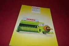 Class 65 55 51 41 Markant Baler Dealers Brochure YABE10