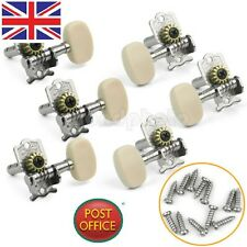 6pcs Classic Guitar Tuning Keys chevilles Machine Heads Tuner