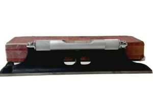 L.S Starrett Machinists Level EDP 50443 98-12 3 Bubble With Original Box