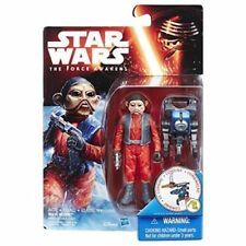 Brand New STAR WARS The Force Awakens NIEN NUNB Unmasked 3.75 inch Figure RS1012