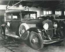 AL CAPONE CAR 8X10 PHOTO MAFIA ORGANIZED CRIME MOBSTER MOB PICTURE