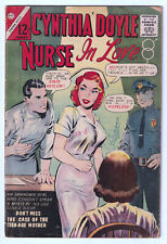 CYNTHIA DOYLE NURSE IN LOVE 68 (1963) Teen-Age Mother c/s; SCARCE, No CGC; VG-
