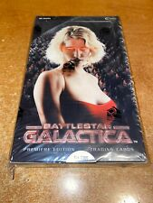 Battlestar Galactica Premiere Edition - Sealed Trading Card Hobby Box - 2005