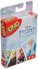 UNO Card Game Disney Frozen - New