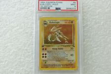 Pokemon Fossil HOLO 1st edition PSA 9 Kabutops