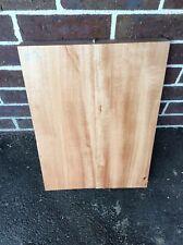 Queensland Maple Guitar Body Blank 2 Piece High Grade Luthier. Timber #2