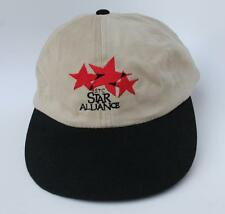 """STC STAR ALLIANCE"" "" ""www.stc.com"" One Size Fits All Baseball Cap Hat"