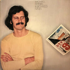 Michael Franks - Burchfield Nines - Vintage Vinyl LP 1978 BSK 3167 - Near-Mint!