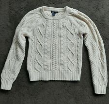 GAP Kids knitted Jumper. 100% cotton. Age 10-11 years. Excellent condition.