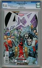 AVENGERS VS. X-MEN #1 HASTINGS DEADPOOL ROB LIEFELD VARIANT CGC 9.6 MARVEL MOVIE
