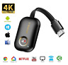 Dongle 4k Chromecast Netflix Google Home Youtube Miracast Airplay iPhone/Android
