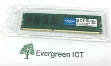 Crucial CT51264BA160B (4 GB, PC3-12800 (DDR3-1600), DDR3 RAM, 1600 MHz,...