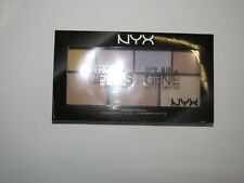 NYX Highlighter Strobe of Genius Palette 20g 1